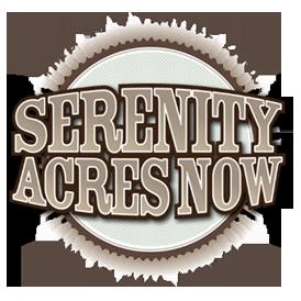 Serenity Acres Now
